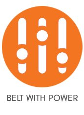 Belt with Power